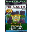 Dr. Earth Organic 2™ Starter Fertilizer - 50 lb