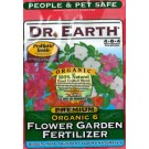 Dr. Earth Organic 6™ Flower Garden Fertilizer - 4 lb