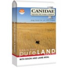 CANIDAE pureLAND Bison/Lamb Meal Grain Free Dog Food- 5 lb.