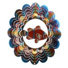 Spinner - Clown Fish Kaleidoscope