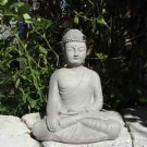 Detailed Buddha Garden Statue