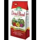 Espoma Organic DB375 3.75 lb. Dried Blood 12-0-0 Plant Food