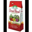 Espoma Organic DB17 17 lb. Dried Blood 12-0-0 Plant Food