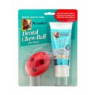 Nutri-Vet Dental Chew Ball Kit for Small Dogs