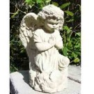 Classic Praying Angel Garden Statue
