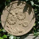 "Sunflower ""Welcome"" Garden Steps – Set of 3"