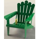 Adirondack Squirrel Chair - Green