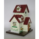 Home Bazaar - Advent Bird House