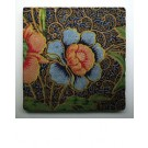 Coasters - Batik Flower - Set of 4