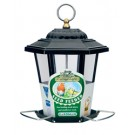 Carriage Light Seed Feeder - Black