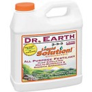 Dr. Earth Liquid Solution Concentrate All-Purpose Fertilizer 3-3-3 - 32 oz.