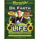 Dr. Earth Life All-Purpose Organic Fertilizer - 4lb