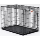 Dog Crate - Single Door I-Crate - 42 in x 28 in x 30 in