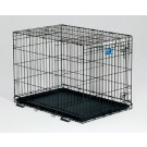 Midwest Life Stages Dog Crate - 24 in x 18 in x 21 in