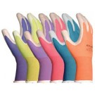 Atlas Nt370a6l Nitrile Touch Garden Glove (for Women) Large