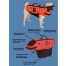Outward Hound Pet-Saver Life Jacket
