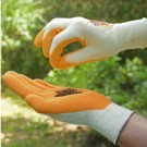 Sensitive Touch Gardening Gloves – Orange