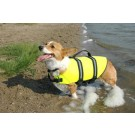 Paws Aboard Medium Life Jacket for Dogs 20-50 lb - Yellow