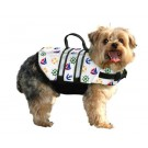 Paws Aboard Large Nautical Life Jacket for Dogs 50-90 lb