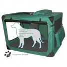 Delux Soft Crate Generation II - Moss Green - 42 in