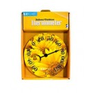 Thermometer - Sunflower - 8 Inch Dial