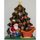 Home Bazaar - Santa and Tree Advent Calendar