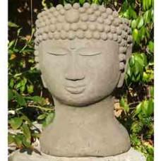 Buddha Head Planter