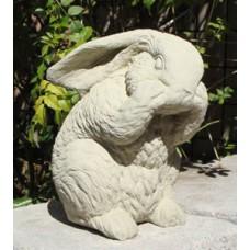 Bashful Bunny Garden Art
