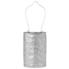 Soji Stella Solar Lantern - Silver