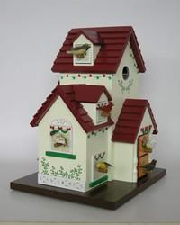 Home Bazaar - Advent Bird House